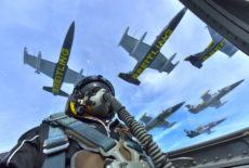 Galerie Jet Formation Flight